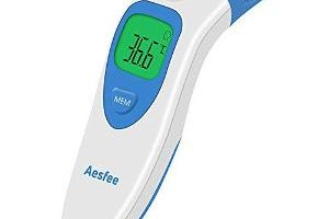 Los mejores termómetros infrarrojos del 2021 (para bebés o profesional)
