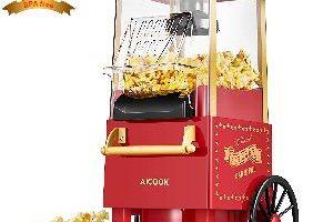 Las mejores máquinas de palomitas del 2019