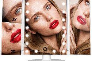 Los mejores espejos de maquillaje con luz del 2020