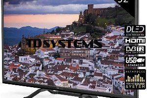 Los mejores televisores de 32 pulgadas del 2021