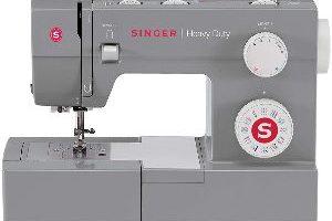Las mejores máquinas de coser industriales del 2020