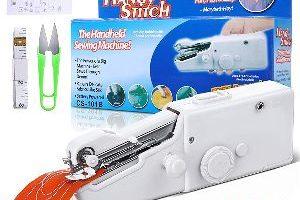 Las mejores máquinas de coser mini del 2020