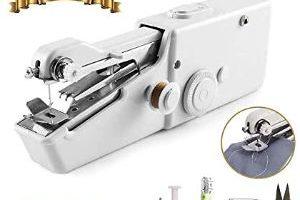 Las mejores máquinas de coser portátiles del 2020