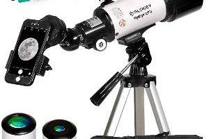 Los mejores telescopios del 2021