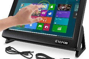 Los 5 Mejores Monitores Táctiles Baratos de 2020