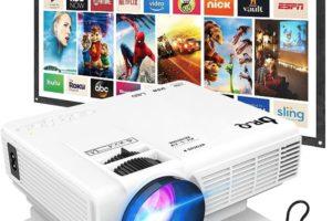 Los mejores proyectores baratos del 2021